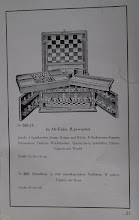 Photo: Uhlig catalogue c1913, p.21  In old oak, first-class waxed