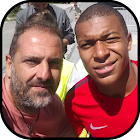 Selfie With kylian mbappe! icon