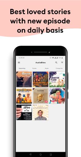 AudioBites by Storytel 0.2.7 screenshots 1