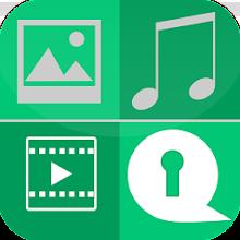 Hide Files Download on Windows