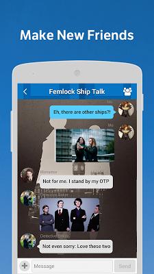 Sherlock Amino for BBC Sherlock Fans - screenshot