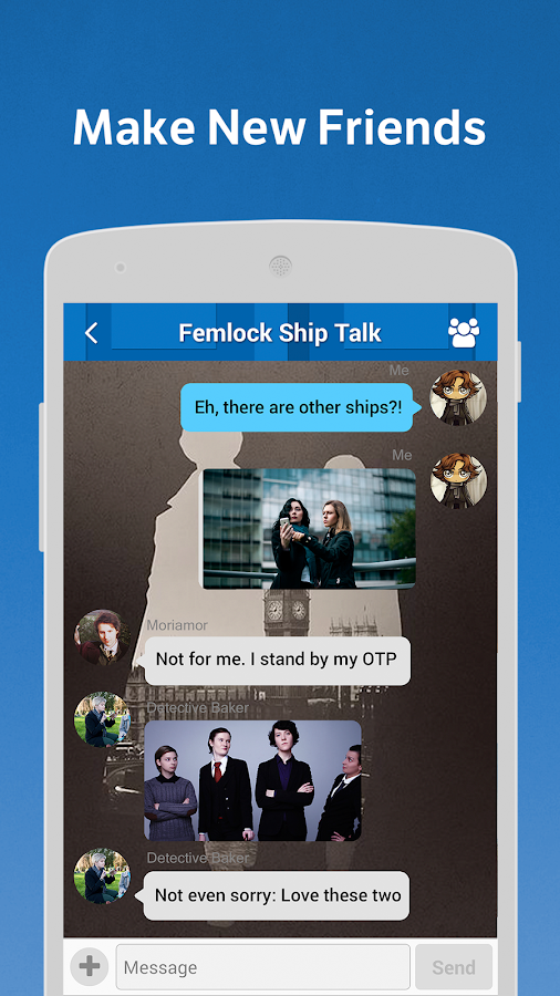 Sherlock Amino for BBC Sherlock Fans- screenshot