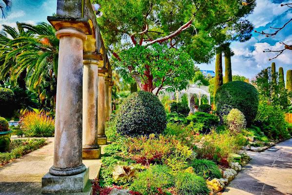 I giardini di Marzo di Ocram