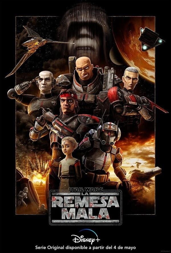 Star Wars: La Remesa Mala (Star Wars: The Bad Batch)