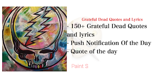 grateful dead quotes and lyrics apk app for android
