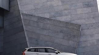 El robusto V60 Cross Country es la última incorporación a la gama de nuevos Volvos