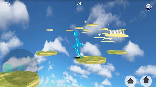 3D Sky Jump