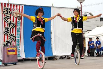 Photo: witty look(前年度グランプリ)によるエキシビションパフォーマンス