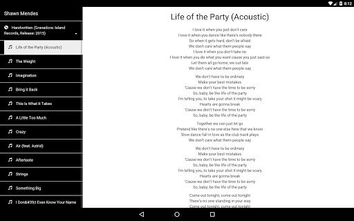 娛樂必備免費app推薦|Shawn Mendes 歌詞線上免付費app下載|3C達人阿輝的APP