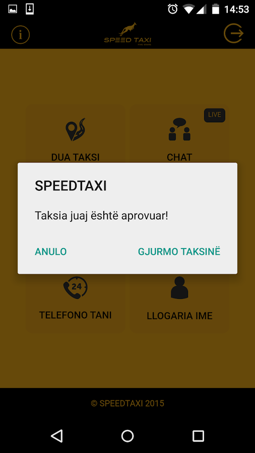 Speed Taxi- screenshot