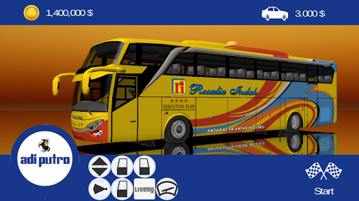 Livery ES Bus Simulator ID 1.1 screenshots 5
