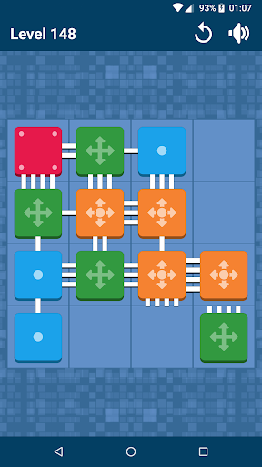 Connect Me - Logic Puzzle 2.2.2 screenshots 2