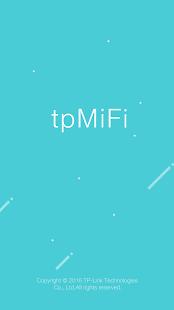 tpMiFi - náhled