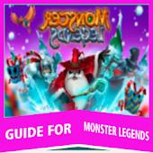 Download Full Guide for Monster Legends  APK
