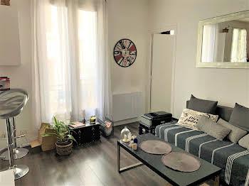 Appartement meublé 2 pièces 31,6 m2