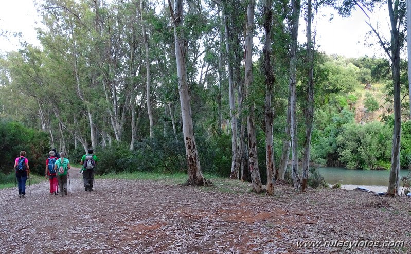 El Colmenar - Camino de los Arrieros - Puerto de los Peñones - Puerto de la Venta - Garganta de Los Charcones