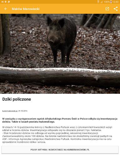 Mazowieckie Media  screenshots 6