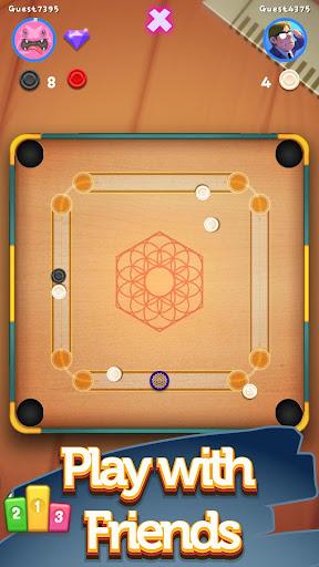 CarromBoard - Multiplayer Carrom Board Pool Game  screenshots 1