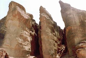 Photo: #010-Solomon's pillars dans le désert du Néguev