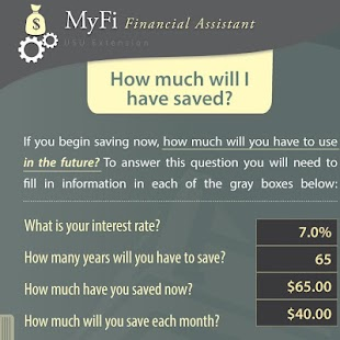 MyFi Assist- screenshot thumbnail
