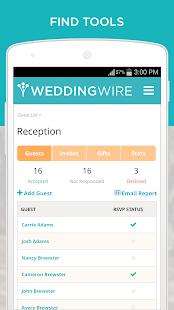 Wedding Planning App- screenshot thumbnail