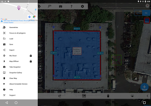 Measure Map Lite 4.0.0 screenshots 10