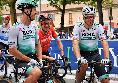 """Peter Sagan stelt het in eerste sprint in de Giro met een top vijf: """"Ik voel dat mijn conditie aan het verbeteren is"""""""