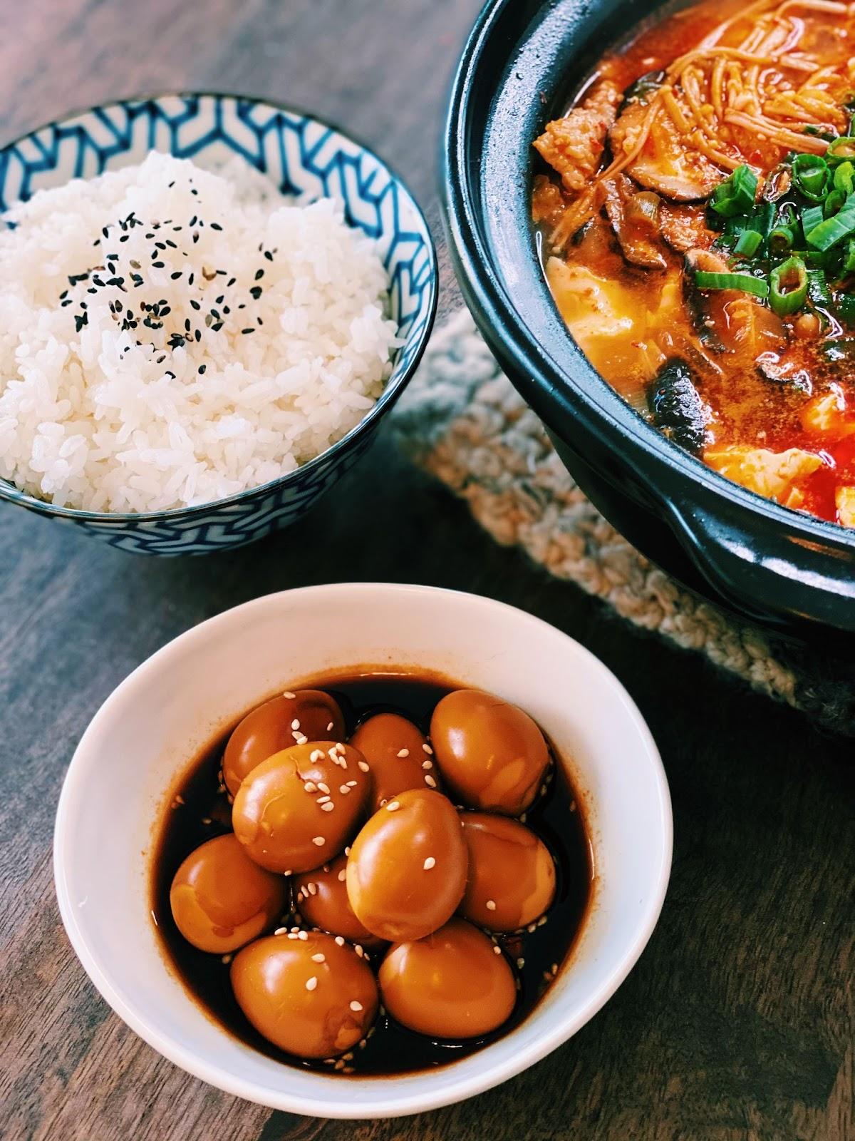 Korean Braised Quail Eggs - Easy & Addicting!