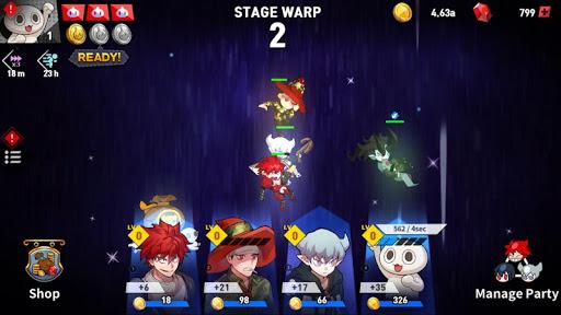 Lucid Adventure Idle RPG screenshot 15