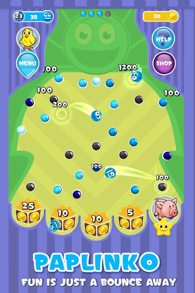 Paplinko screenshot #7