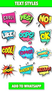 Sticker Packs For Chat Screenshot