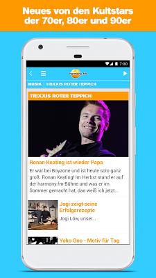 harmony.fm - screenshot