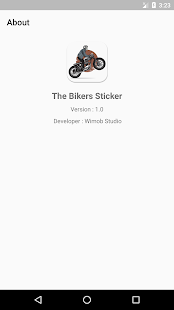 WAStickerApps - The Bikers Sticker (Motocycle)