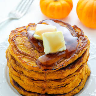 Orange Juice Pancakes Recipes.