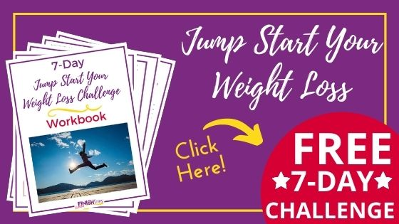 Jump Start Your Weight Loss Free Weight Loss Challenge