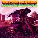 Tractor Farming Work Simulator 2021 icon