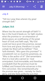 Daily Devotional by Charles Spurgeon - náhled