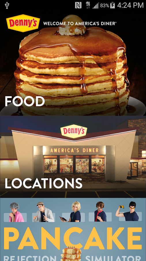 Jul 10, · Denny's to-GO, Mojave: See 4 unbiased reviews of Denny's to-GO, rated 3 of 5 on TripAdvisor and ranked #13 of 14 restaurants in Mojave.3/5(4).