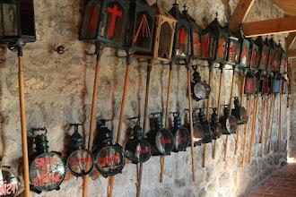 Photo: J31 : Saugues, chapelle des Pénitents