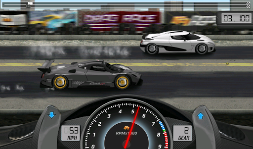 Drag Racing screenshot 18