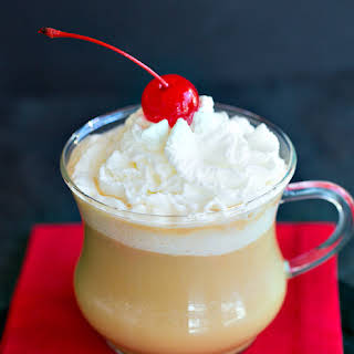 Hot White Russian.