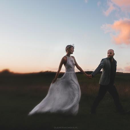 Wedding photographer Olga Krakowska (olgakrakowska). Photo of 17.01.2017