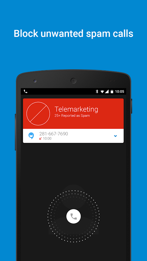 CallApp - Caller ID & Block - screenshot