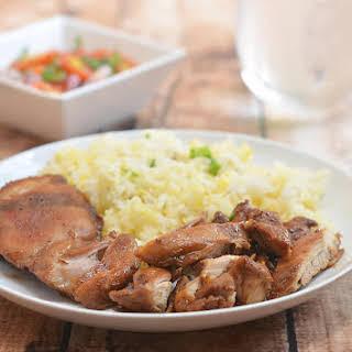 Chicken Tapa.