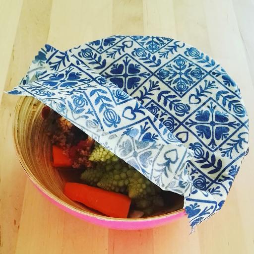 Beeswax wrap bretagne