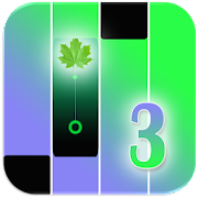 Green Leaf: Piano Tiles 3