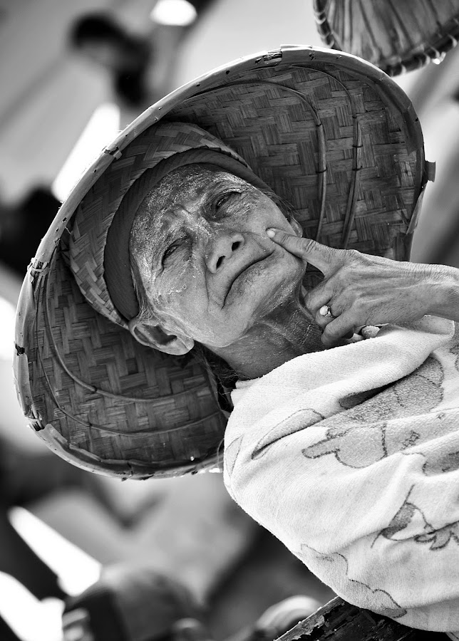 by Lala Permana - People Portraits of Women