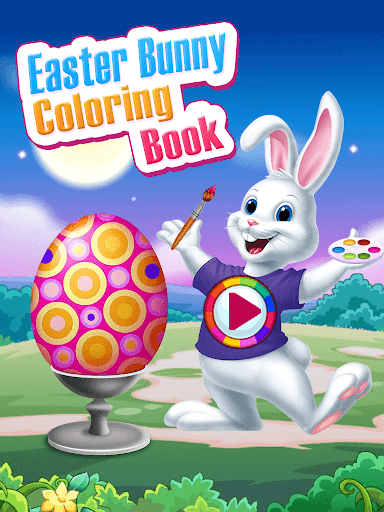 Easter 2019 Coloring Book image