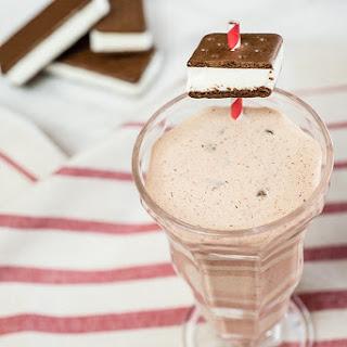 Ice Cream Sandwich Milkshake