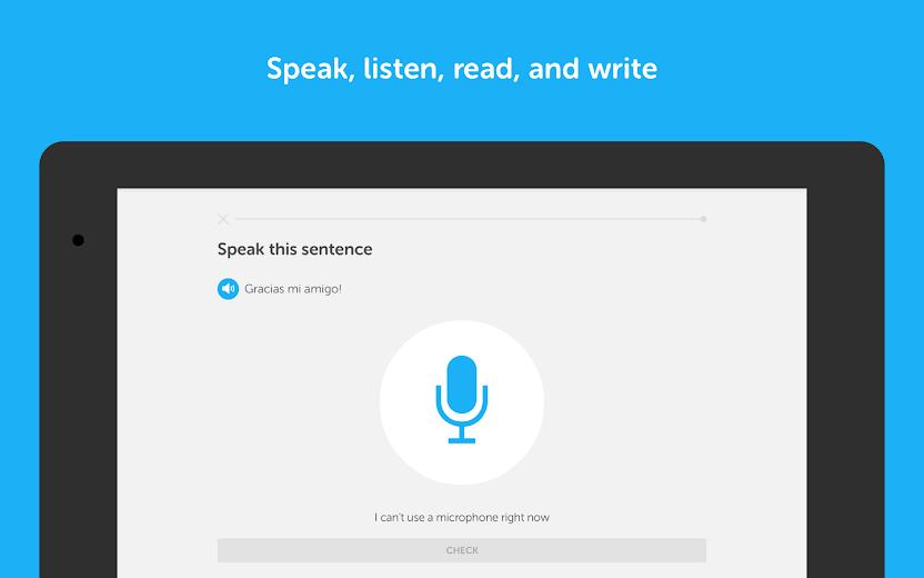 Screenshot 12 for Duolingo's Android app'